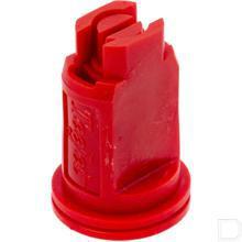 Venturi spleetdop AIXR kunststof 110° rood  productfoto