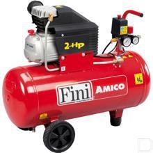 Compressor Amico 50/2400 productfoto