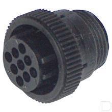 Stekker 9-pol. fem. SH13 CPC productfoto