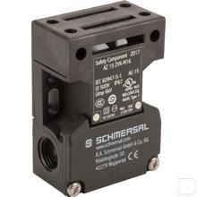 Veiligheidsschakelaar 15-230VAC 13-24VDC productfoto