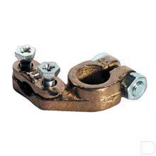 Accupoolklem met m10 bolt productfoto