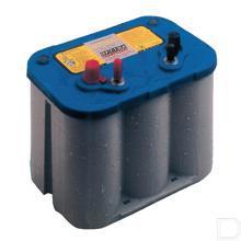 Accu Optima Bluetop BTDC 4 12V 55Ah 254x175x200mm bodembevestiging B00 pooluitvoering 1 productfoto