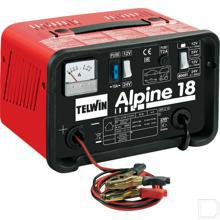 Acculader Alpine 18 12/24V productfoto