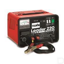 Acculader Leader 220 12/24V productfoto
