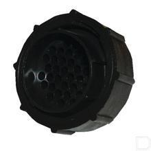 Stekker 35 polig Male TrimTrio productfoto