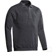 Polosweater Robin donkergrijs 50 / M productfoto