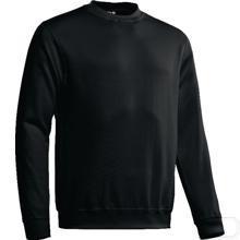 Sweatshirt Roland zwart 58/60 / 2XL productfoto