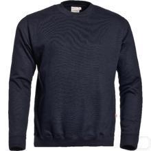Sweatshirt Roland marineblauw 58/60 / 2XL productfoto