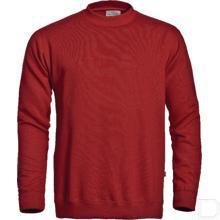 Sweatshirt Roland rood 52/54 / L productfoto