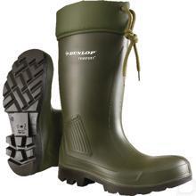 Veiligheidslaars Thermoflex unisex S5 maat 37 groen productfoto