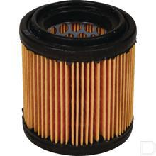 Luchtfilter element Ø37x70mm H=76mm productfoto