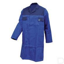 Stofjas blauw/marineblauw maat 52 / L productfoto