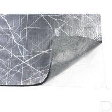 Geluiddempende mat zelfklevend 1070x1000x12mm productfoto