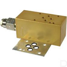 Balanceerventiel enkel 55-180bar 35l/min productfoto