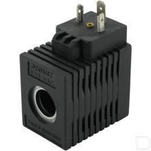 Spoel CP9000 Ø57mm 52mm lang 110V AC productfoto
