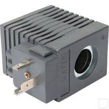 Spoel CP9000 Ø57mm 52mm lang 12V DC productfoto