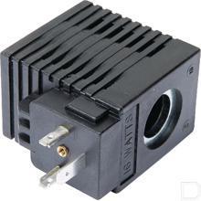 Spoel CP900 serie 52mm lang 24V DC 16W productfoto