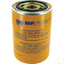 Filterelement CS050M60 60µm Metaal productfoto