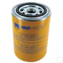 Filterelement CS050M90 90µm Metaal productfoto