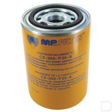 Filterelement CS050P25 25µm Papier productfoto