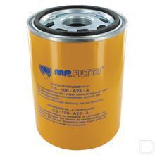 Filterelement CS100A25 25µm Glasvezel productfoto