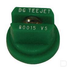 Spleetdop DG 110° groen RVS productfoto