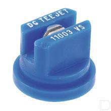 Spleetdop DG 110° blauw RVS productfoto