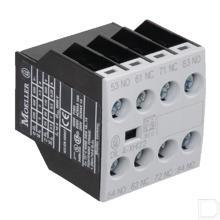 Hulpcontactblok DILA-XHI22 Hulpcontact 2m 2v productfoto