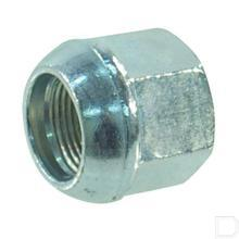 Conische wielmoer M12x1,5 verzinkt DIN74361 productfoto