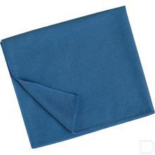 Poetsdoek blauw high performance productfoto