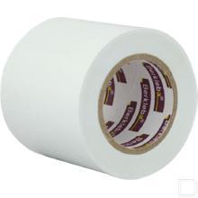 Isolatieband wit 50mm x 10m productfoto