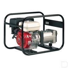 Generator 230V 16A 6L 4kVA productfoto