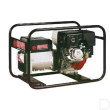 Generator 230V/400V 18A/8A 65L 7kVA productfoto
