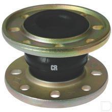 Flenskoppeling Ø100mm 8-gaats 180mm boutcirkel ERV productfoto