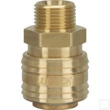 """Snelkoppeling buitendraad BSP 1/2"""" productfoto"""
