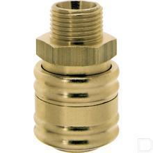 """Snelkoppeling buitendraad BSP 1/4"""" productfoto"""