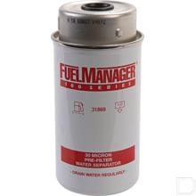Filter element FM100 H=152,5mm 30µm productfoto