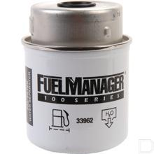 Filter element FM100 H=91,5mm 150µm productfoto