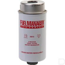 Filter element FM100 H=152,5mm 2µm productfoto