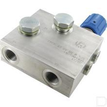 "3-weg stroomregelventiel 1/2"" 90l/min OMP/R/H productfoto"