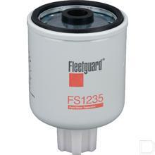 Brandstoffilter waterafscheider M16x1.5 H=77mm productfoto