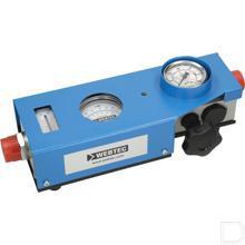 Flowmeter RFIK, 10 tot 200 liter per minuut, 420bar productfoto