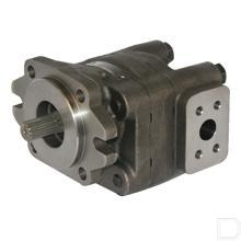 Tandwielpomp HPD30D 43cc 04S3 LMD/MC-N productfoto