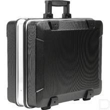 Gereedschap koffer base pockets productfoto