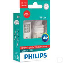 LED lamp W3x16d 2.2W 70Lm 11066ULRX2 Philips productfoto