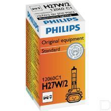 Gloeilamp 12V H27W/2 Philips productfoto