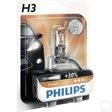 Gloeilamp 12V 55W H3 Vision  productfoto