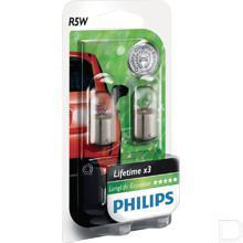 Gloeilamp 12V 5W R5W EcoVision  productfoto