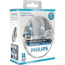 Gloeilamp 12V 55W H7 WhiteVision productfoto