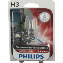Gloeilamp 24V 70W H3 MasterDuty productfoto